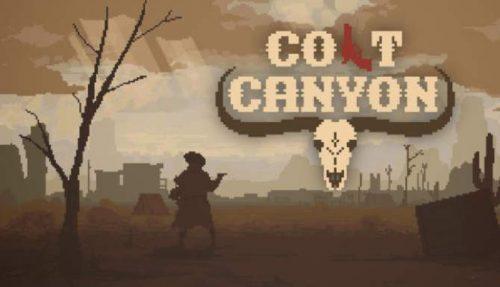 Colt Canyon free