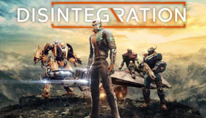 Disintegration free