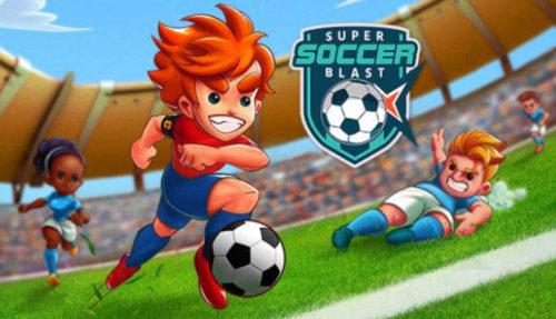 Super Soccer Blast free