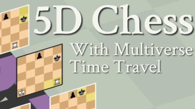 5D Chess With Multiverse Time Travel free