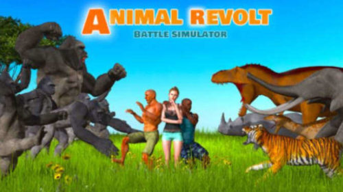 Animal Revolt Battle Simulator free