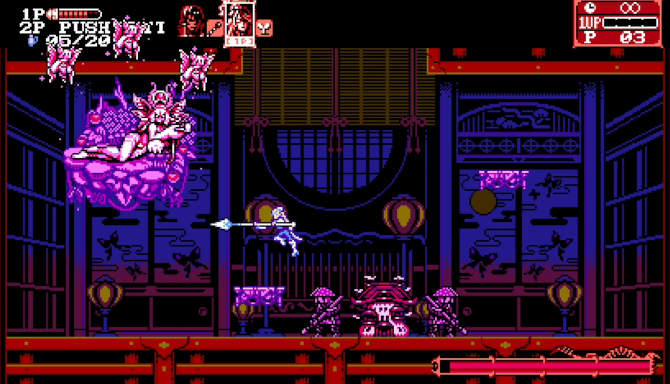 Bloodstained Curse of the Moon 2 free download