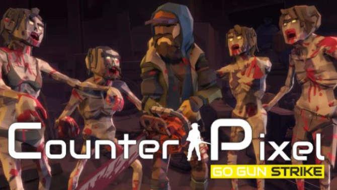 COUNTER PIXEL – GO GUN STRIKE free