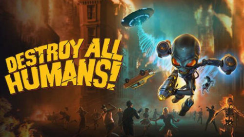 Destroy All Humans free
