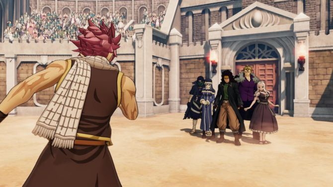 FAIRY TAIL for free