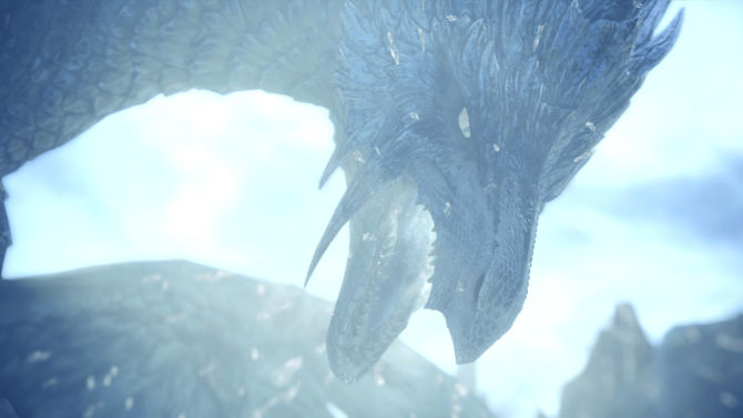 Monster Hunter World Iceborne for free