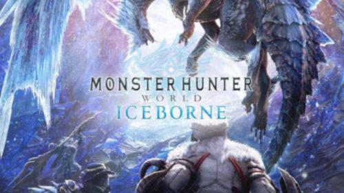 Monster Hunter World Iceborne free 1
