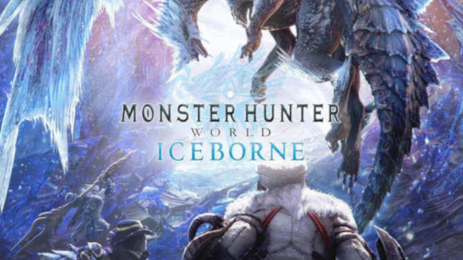 Monster Hunter World Iceborne free 1