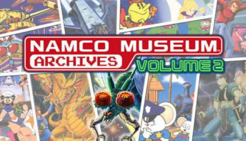 NAMCO MUSEUM ARCHIVES Vol 2 free
