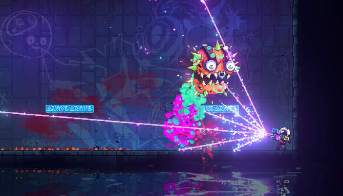 Neon Abyss free download
