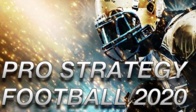 Pro Strategy Football 2020 free