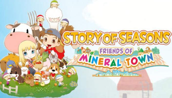 STORY OF SEASONS Friends of Mineral Town free
