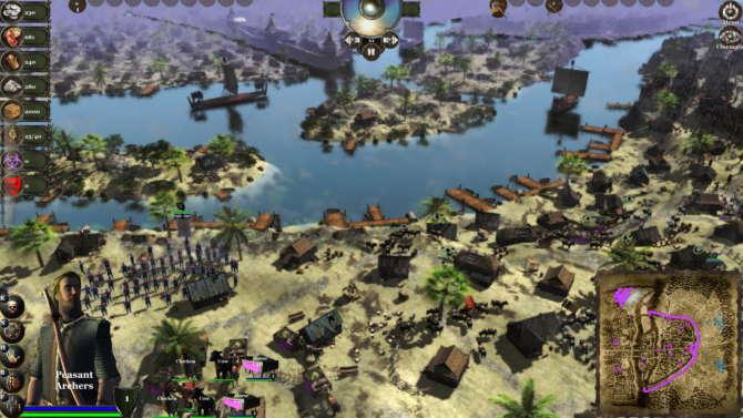 The Plague Kingdom Wars cracked