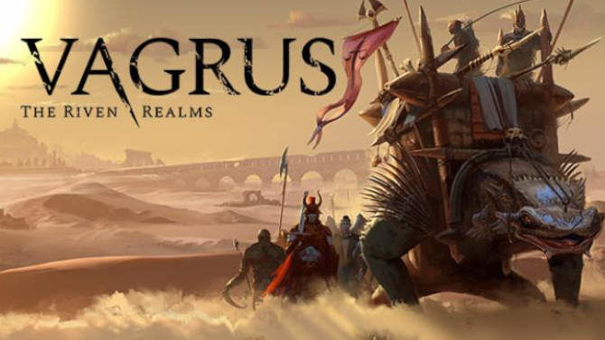 Vagrus The Riven Realms free