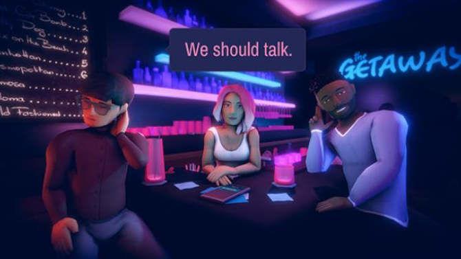 We should talk. free