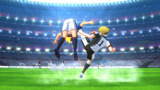 Captain Tsubasa Rise of New Champions cracked