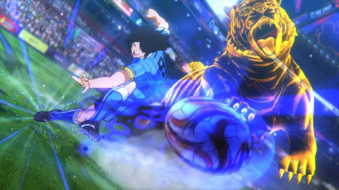 Captain Tsubasa Rise of New Champions free cracked