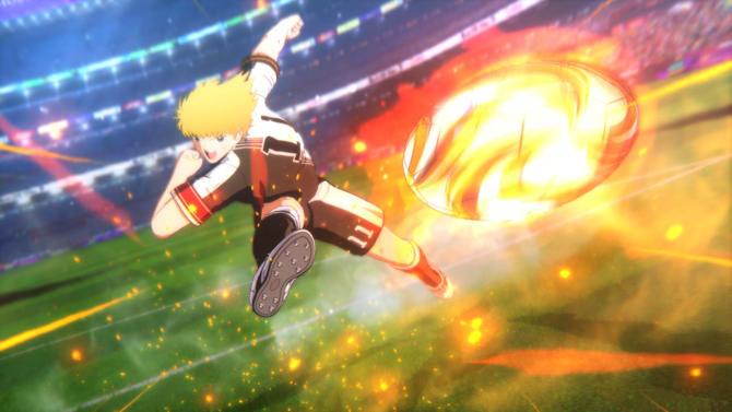 Captain Tsubasa Rise of New Champions free download