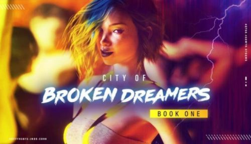 City of Broken Dreamers Book One Free 663x380 1