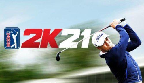 PGA TOUR 2K21 free 2