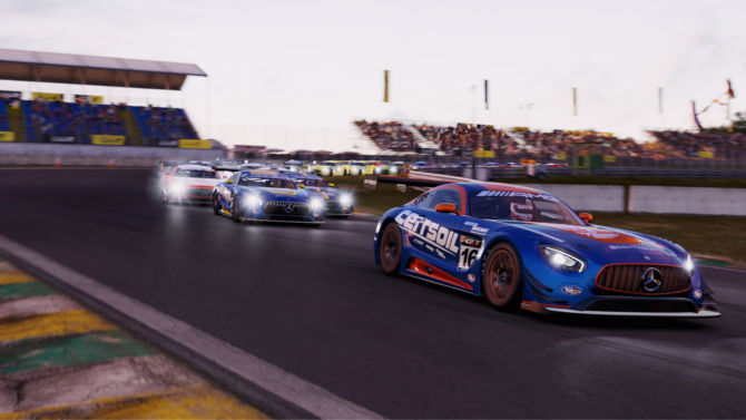 Project CARS 3 for free