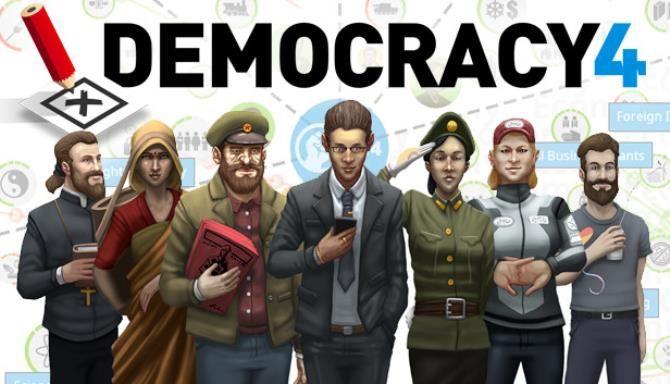 Democracy 4 free