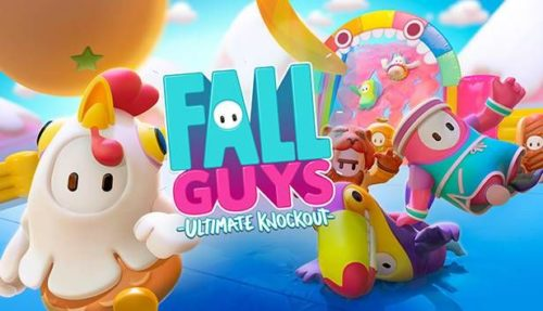 Fall Guys Ultimate Knockout free