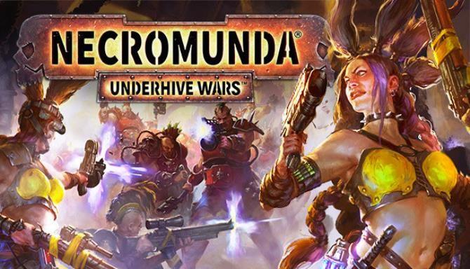 Necromunda Underhive Wars free