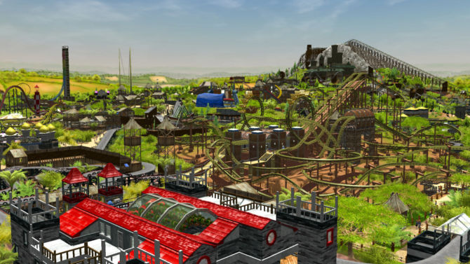 RollerCoaster Tycoon 3 Complete Edition cracked