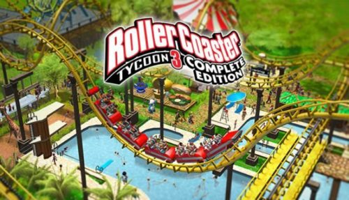 RollerCoaster Tycoon 3 Complete Edition free