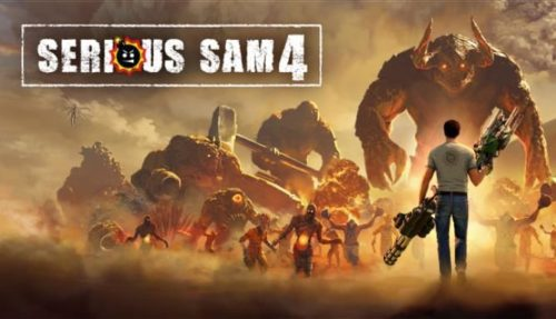 Serious Sam 4 free