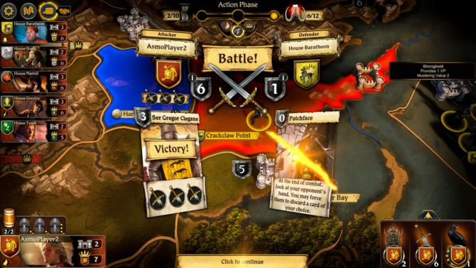 A Game of Thrones The Board Game Digital Edition for free