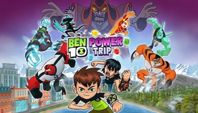 Ben 10 Power Trip free