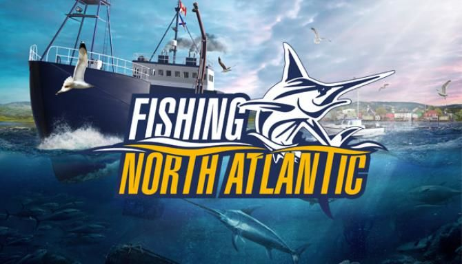 Fishing North Atlantic free