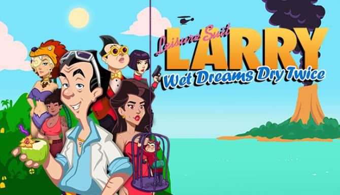 Leisure Suit Larry – Wet Dreams Dry Twice free