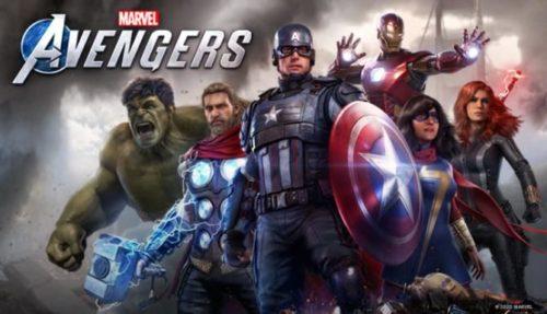 Marvels Avengers free