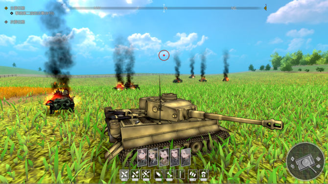 Panzer Knights for free