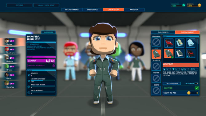 Space Crew for free