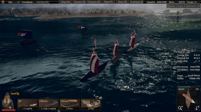 The Viking Way cracked