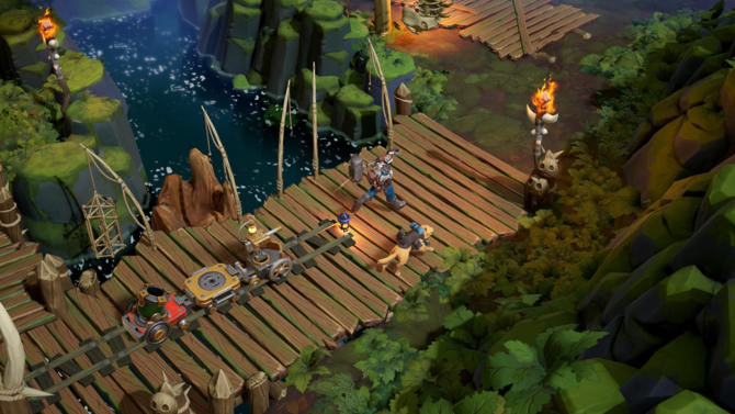 Torchlight III for free