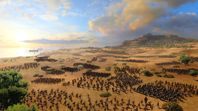 Total War Saga TROY free download
