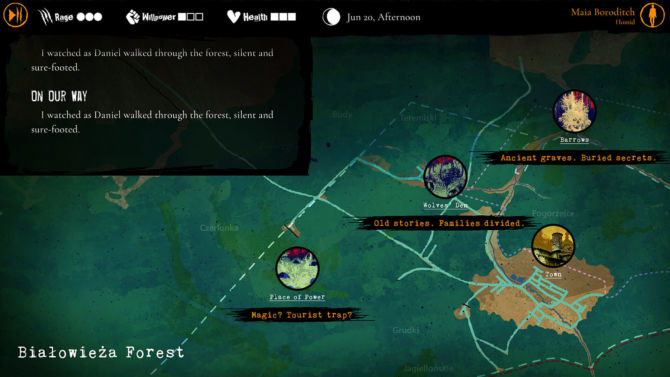 Werewolf The Apocalypse — Heart of the Forest for free