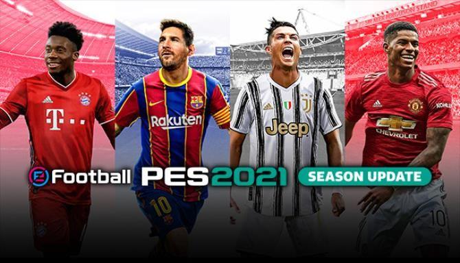 eFootball PES 2021 free