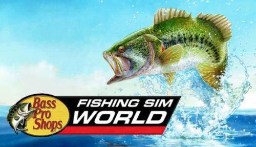 Fishing Sim World Bass Pro Shops Edition free