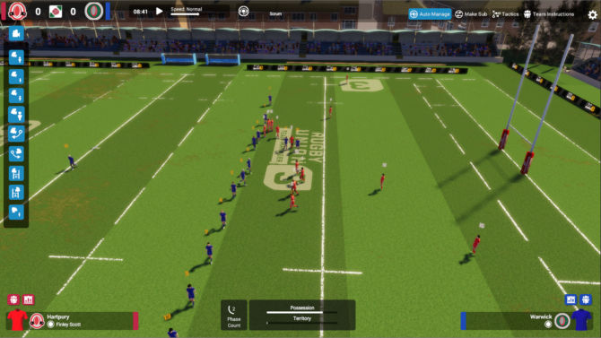 Rugby Union Team Manager 3 cracked