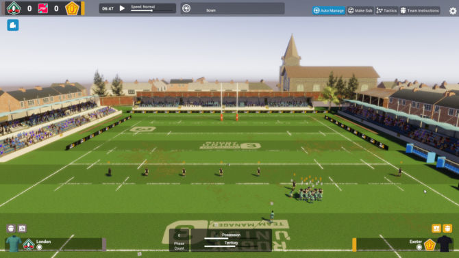 Rugby Union Team Manager 3 for free