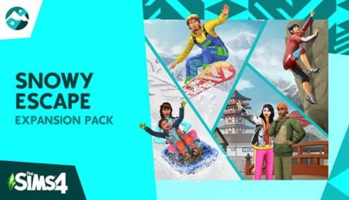 The Sims 4 Snowy Escape free cracked