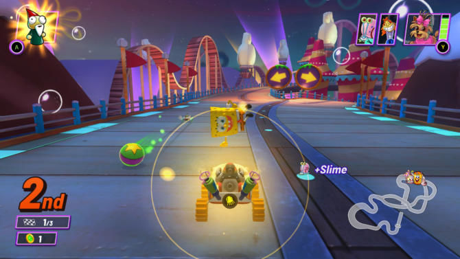 Nickelodeon Kart Racers 2 Grand Prix free cracked