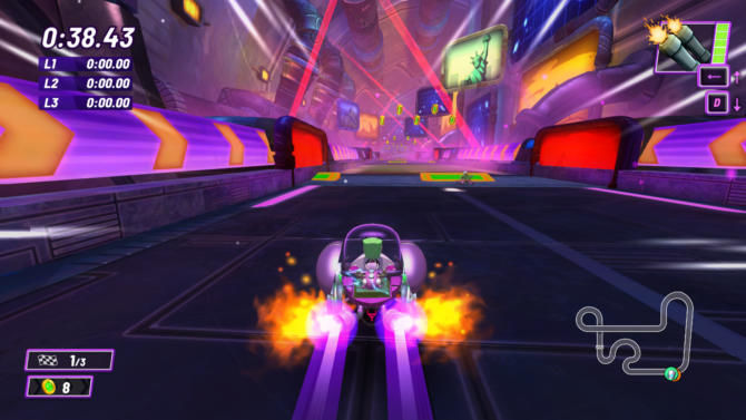 Nickelodeon Kart Racers 2 Grand Prix free download