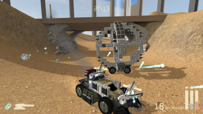 Scraps Modular Vehicle Combat cracked